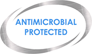 Antimicrobial Protected logo